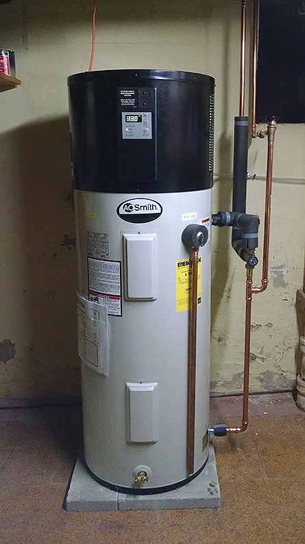 AO Smith Voltex Hybrid Electric Water Heater