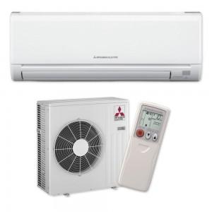 Mitsubishi Heat Pump System